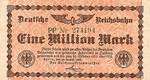 Germany, 1,000,000 Mark, S-1011