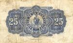 Guadeloupe, 25 Franc, P-0022b