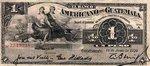Guatemala, 1 Peso, S-0111b