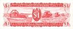 Guyana, 1 Dollar, P-0021a Sign.2