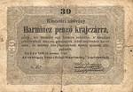 Hungary, 30 Pengo Krajczarra, S-0122