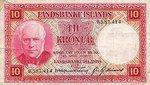 Iceland, 10 Krona, P-0033a