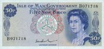 Isle of Man, 50 New Pence, P-0028b