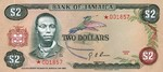 Jamaica, 2 Dollar, CS-0001