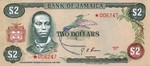Jamaica, 2 Dollar, CS-0002