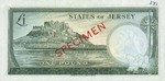 Jersey, 1 Pound, P-0008s1