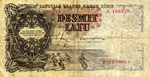 Latvia, 10 Lats, P-0029a