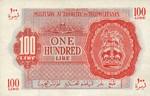Libya, 100 Lira, M-0006a