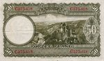 Luxembourg, 50 Franc, P-0046a