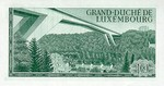 Luxembourg, 10 Franc, P-0053a