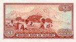 Malawi, 1 Kwacha, P-0014g