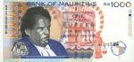 Mauritius, 1,000 Rupee, P-0047