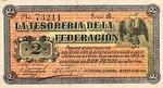 Mexico, 2 Peso, S-1061