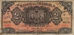 Mexico, 2 Peso, S-0203