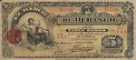 Mexico, 5 Peso, S-0280