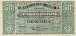 Mexico, 50 Centavo, S-0528d