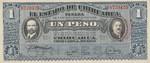 Mexico, 1 Peso, S-0529g
