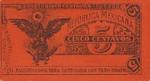 Mexico, 5 Centavo, S-0697 v2