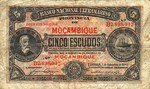 Mozambique, 5 Escudo, P-0083a Sign.1