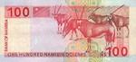 Namibia, 100 Namibia Dollar, P-0009a