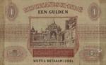 Netherlands Indies, 1 Gulden, P-0108a