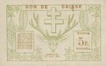 New Caledonia, 5 Franc, P-0058