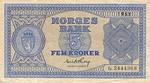 Norway, 5 Krona, P-0025d