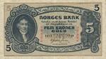 Norway, 5 Krone, P-0007c
