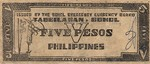 Philippines, 5 Peso, S-0136d