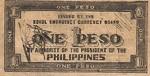 Philippines, 1 Peso, S-0139b v1