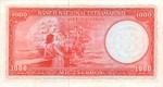 Portuguese Guinea, 1,000 Escudo, P-0043a