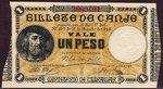 Puerto Rico, 1 Peso, P-0007c