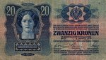 Romania, 20 Korona, R-0015