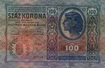 Romania, 100 Korona, R-0009