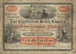 Scotland, 1 Pound, P-0181b