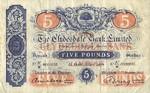 Scotland, 5 Pound, P-0186