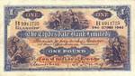 Scotland, 1 Pound, P-0189c