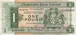 Scotland, 1 Pound, P-0202