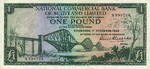 Scotland, 1 Pound, P-0269a