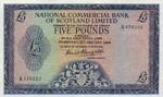 Scotland, 5 Pound, P-0272a