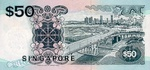 Singapore, 50 Dollar, P-0036
