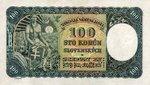 Slovakia, 100 Koruna, P-0010s