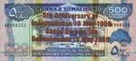 Somaliland, 500 Shilling, P-0013