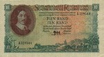 South Africa, 10 Rand, P-0107a