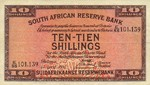 South Africa, 10 Shilling, P-0082d