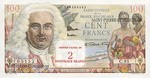 Saint Pierre and Miquelon, 2 New Franc, P-0032