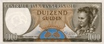 Suriname, 1,000 Gulden, P-0124