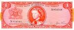 Trinidad and Tobago, 1 Dollar, P-0026a