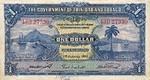 Trinidad and Tobago, 1 Dollar, P-0005c