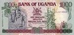 Uganda, 1,000 Shilling, P-0034b